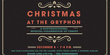 Christmas at the Gryphon tickets