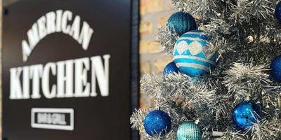 Christmas Day at American Kitchen Bar & Grill