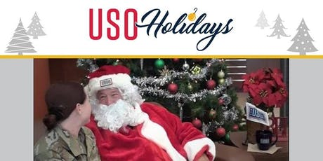 USO Holidays Toy Giveaway tickets