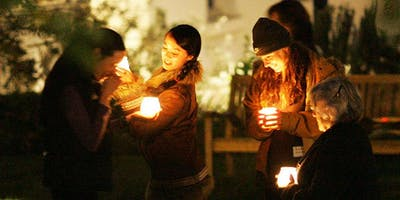 Sacred Mysteries of the Labyrinth Evening and Candlelight Labyrinth Walk