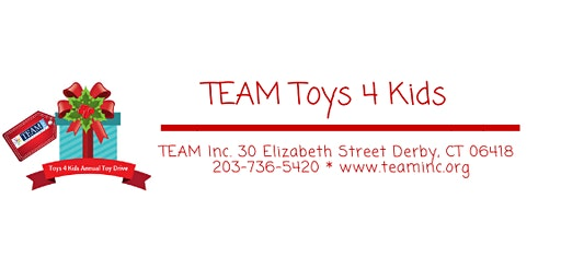 TEAM's Toys 4 Kids Drive