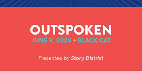 Story District: Outspoken tickets