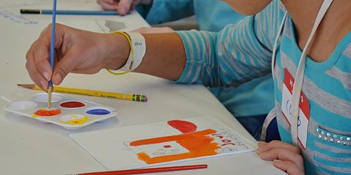 Spring Break Painting Camp