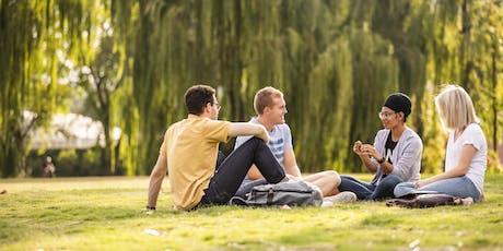 The Australian National University - Perth Advisory Session 2019 tickets