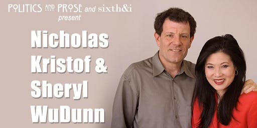 Nicholas Kristof & Sheryl WuDunn | TIGHTROPE