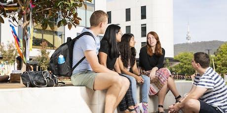 The Australian National University - Adelaide Advisory Session 2019 tickets
