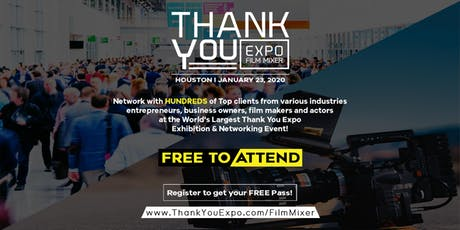 Thank You Expo 2020 Film Mixer tickets