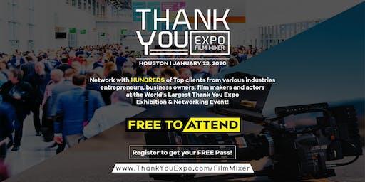 Thank You Expo 2020 Film Mixer
