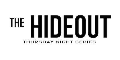 R&B Thursdays at MSR the 808 HIDEOUT