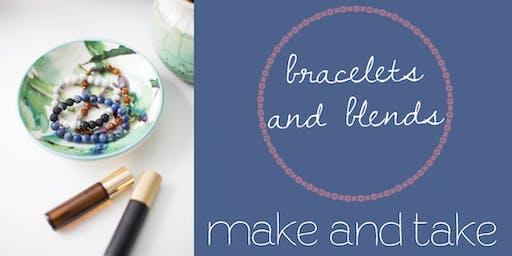 Bracelets and Blends - a DIY