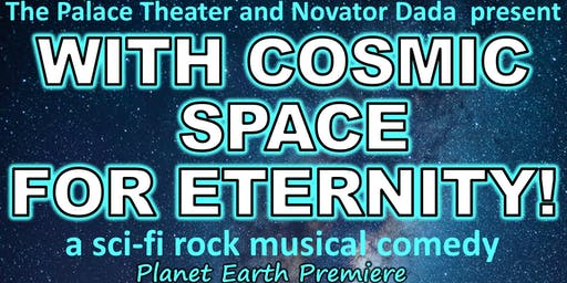 With Cosmic Space For Eternity - SATURDAY