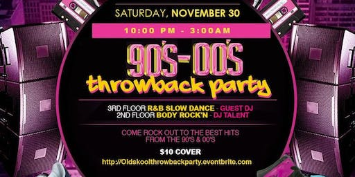 90's Throwback Party