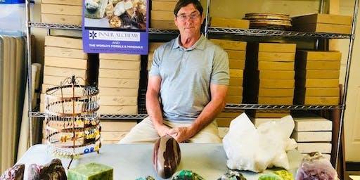 Crystals 101-Meet our Partner, Herbert Shepard