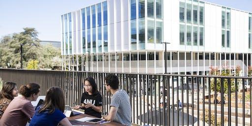 Australian National University - Sydney Advisory Session 2019