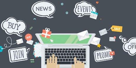 Email Marketing: MailChimp Master Class tickets