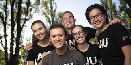 The Australian National University - Hobart Advisory Session 2019 tickets