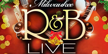 R&B LIVE Milwaukee Ugly Sweater Holiday Concert tickets