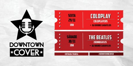 DOWNTOWN COVER ingressos