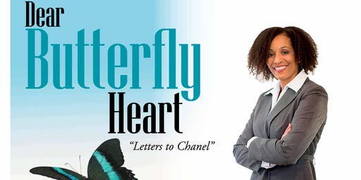 "Dear Butterfly Heart ""Letters to Chanel"""