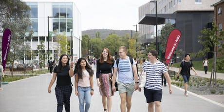 The Australian National University - Canberra Advisory Session 2019 tickets