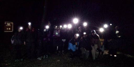 JOC's MIDNIGHT WINTER HIKE 2019!!!