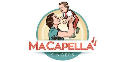 MaCapella Singers - Kyneton