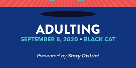 Story District: Adulting tickets
