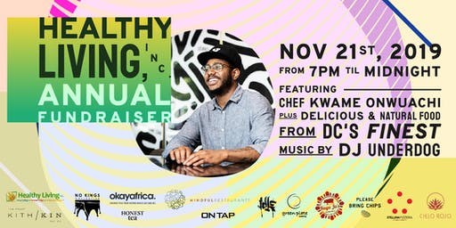 HLI FR 2019 w/ Chef Kwame Onwuachi, No Kings Collective & On Tap Magazine