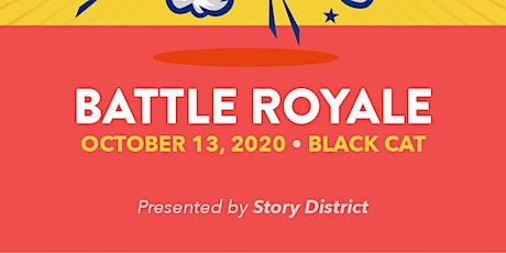 Story District: Battle Royale tickets
