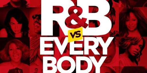 R&B vs EVERYBODY 2