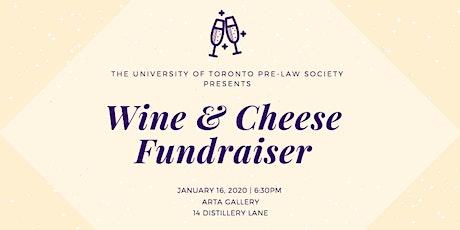 UTPLS Presents: Wine & Cheese Fundraiser tickets