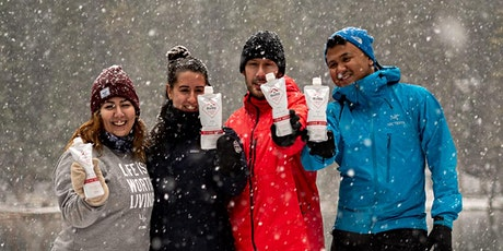 Rviita Group Hike 3.0- Winter Ice Walk & Bagels *Ice Cleats/ Micro Spikes Required* tickets