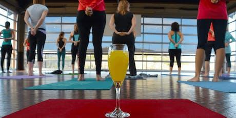 Yoga & Mimosas at Cortland Brackenridge tickets