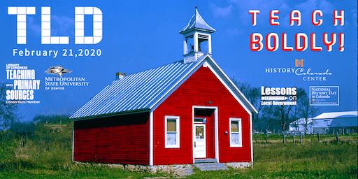 Teacher Librarian Day 2020: Teach Boldly!