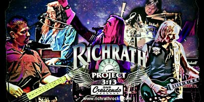 REO Speedwagon Tribute By Richrath Project 3:13