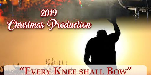 """Every Knee Shall Bow"""