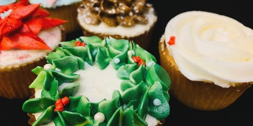 'Tis the Season Cupcake Decorating Class