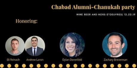 Chabad Alumni Soiree- Chanukah tickets