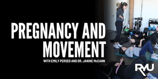 Pregnancy & Movement with Emily Perseo and Jenine McCann