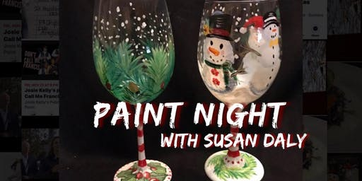 Paint Night with Susan Daly