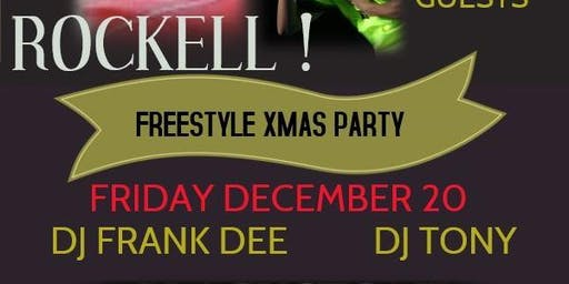 Freestyle X-Mass Party