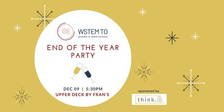 WSTEM TO - End of the Year Party tickets