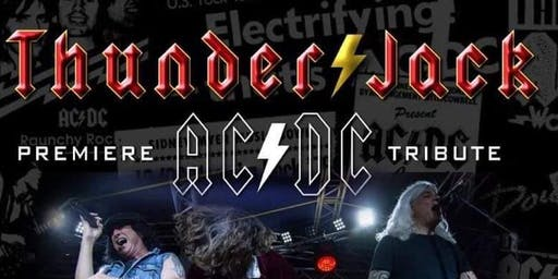 A Tribute to AC/DC  with ThunderJack Live at Main Street Station