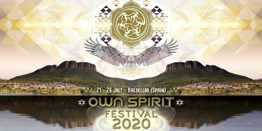 Own Spirit Festival 2020