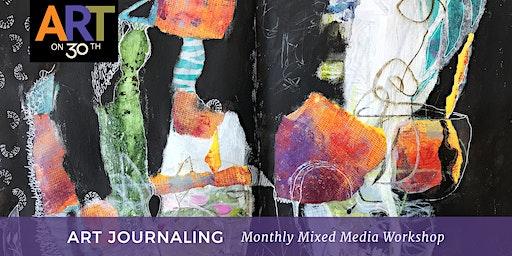 Art Journaling - February Workshop