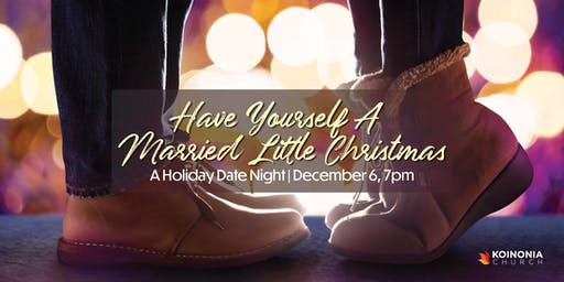 MarriedLife: Have Yourself a Married Little Christmas