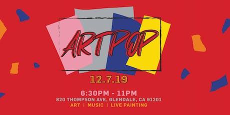Art Pop tickets