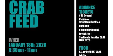 Sheldon Jr. Huskies CRAB FEED 2020 tickets