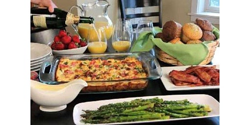 Holiday Brunch (12-21-2019 starts at 10:00 AM)