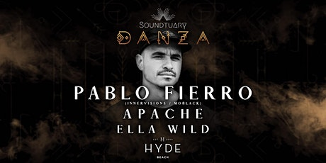 ⬼ DANZA by Soundtuary pres. PABLO FIERRO (Innervisions / MoBlack) ⤗ tickets